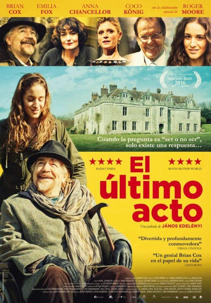 Filmoteca de Extremadura   'El último acto'