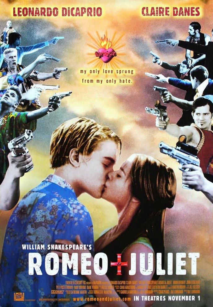 Filmoteca de Extremadura | 'Romeo + Julieta' de William Shakespeare