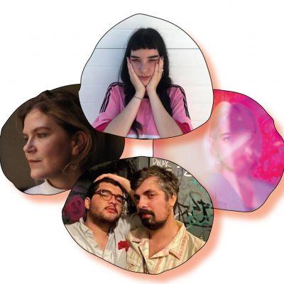 Santes em Flor - Chunga Daddy + Maria Amor + Violet + Trigo e Moço | Rama em Flor x Voz do Operário