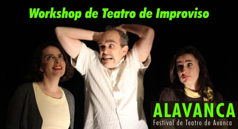 Workshop de Teatro de Improviso