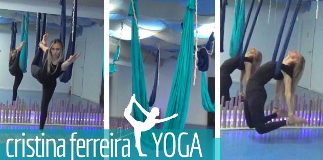 Yoga Aereo - Aula regular