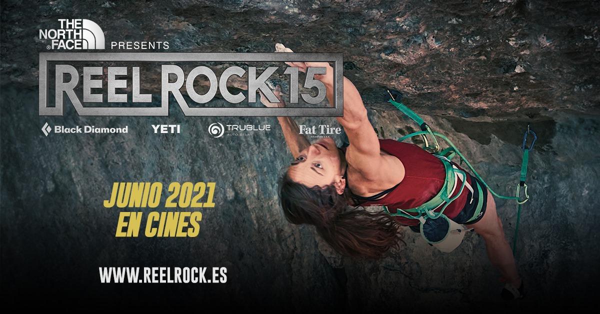 REEL ROCK 15 - Badajoz