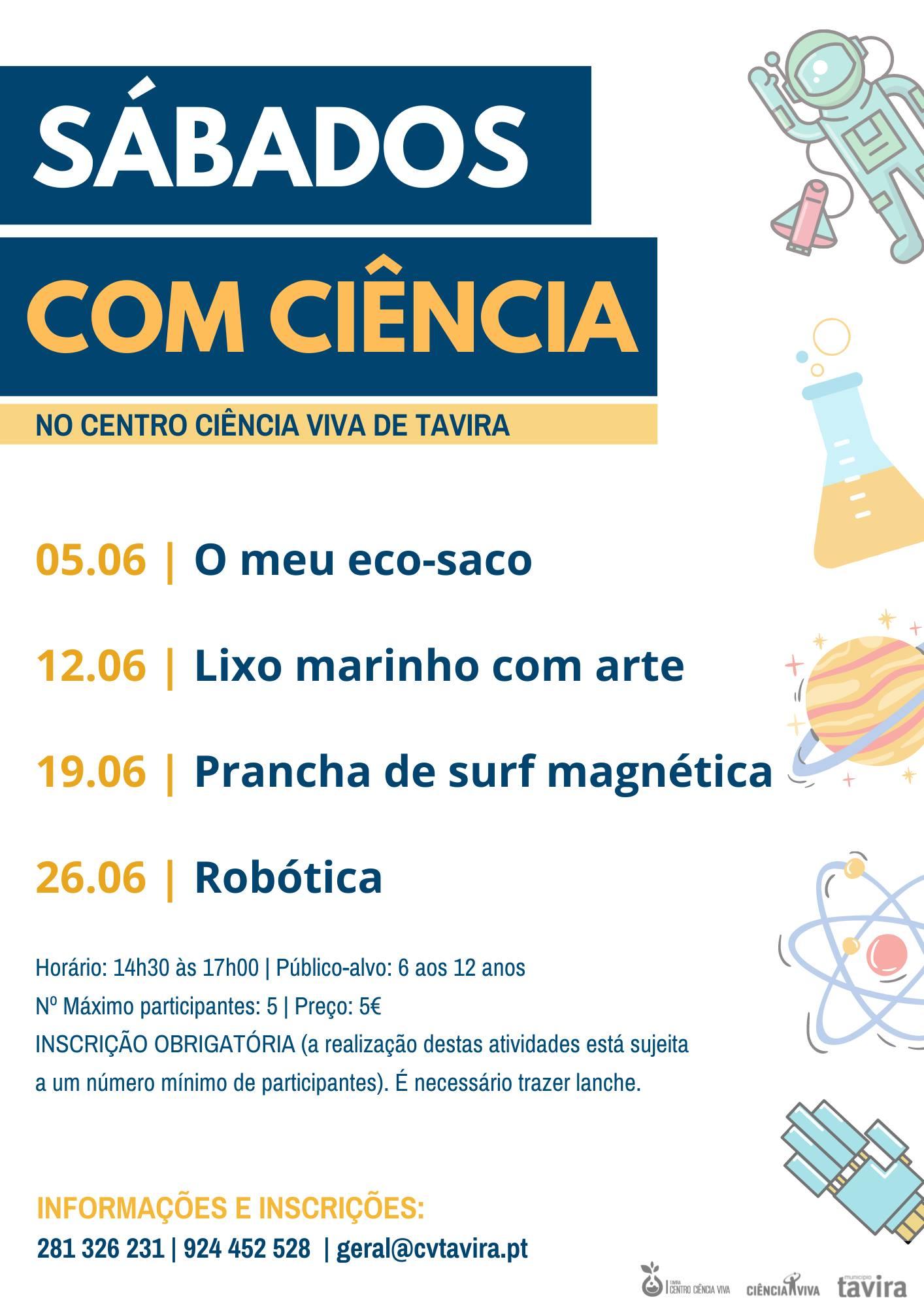 Sábados com Ciência