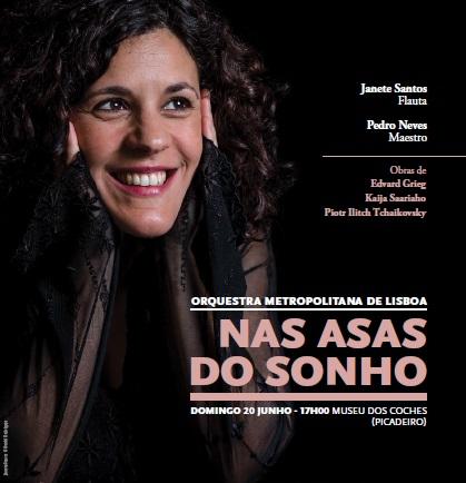 Nas Asas do Sonho | Orquestra Metropolitana de Lisboa
