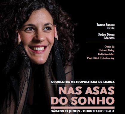 Nas Asas do Sonho   Orquestra Metropolitana de Lisboa