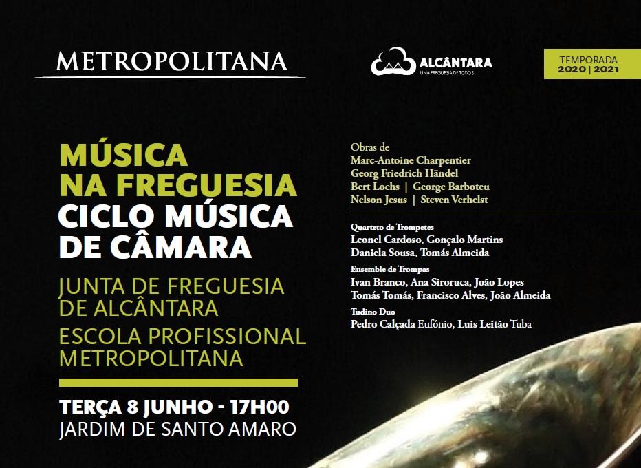 Música na Freguesia - Ciclo Música de Câmara