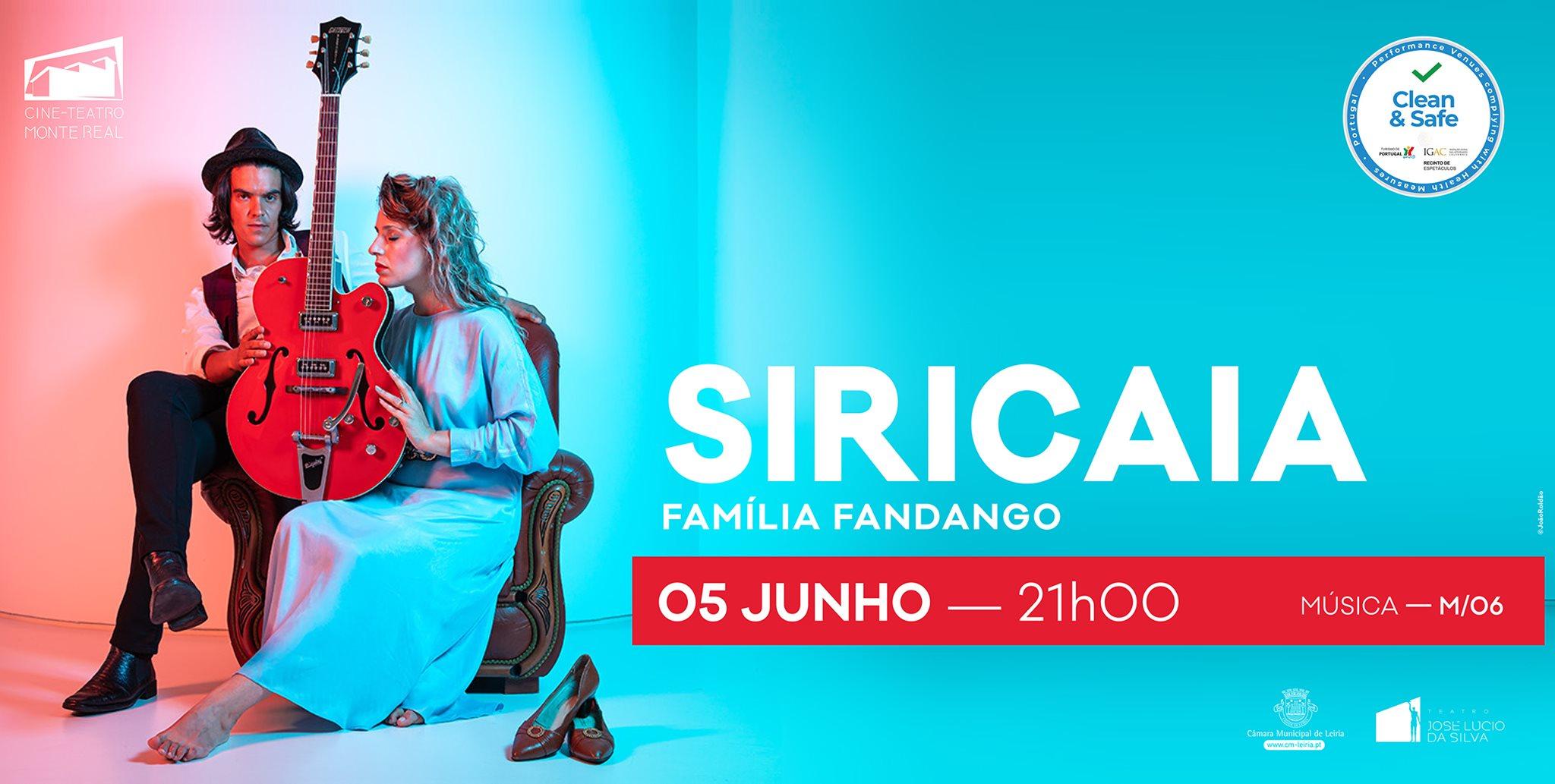 "Siricaia – ""Família Fandango"""