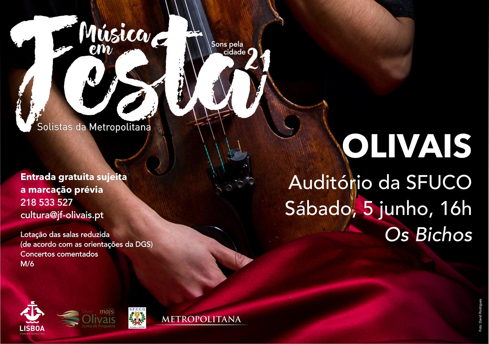 Sons pela cidade'21 - Olivais