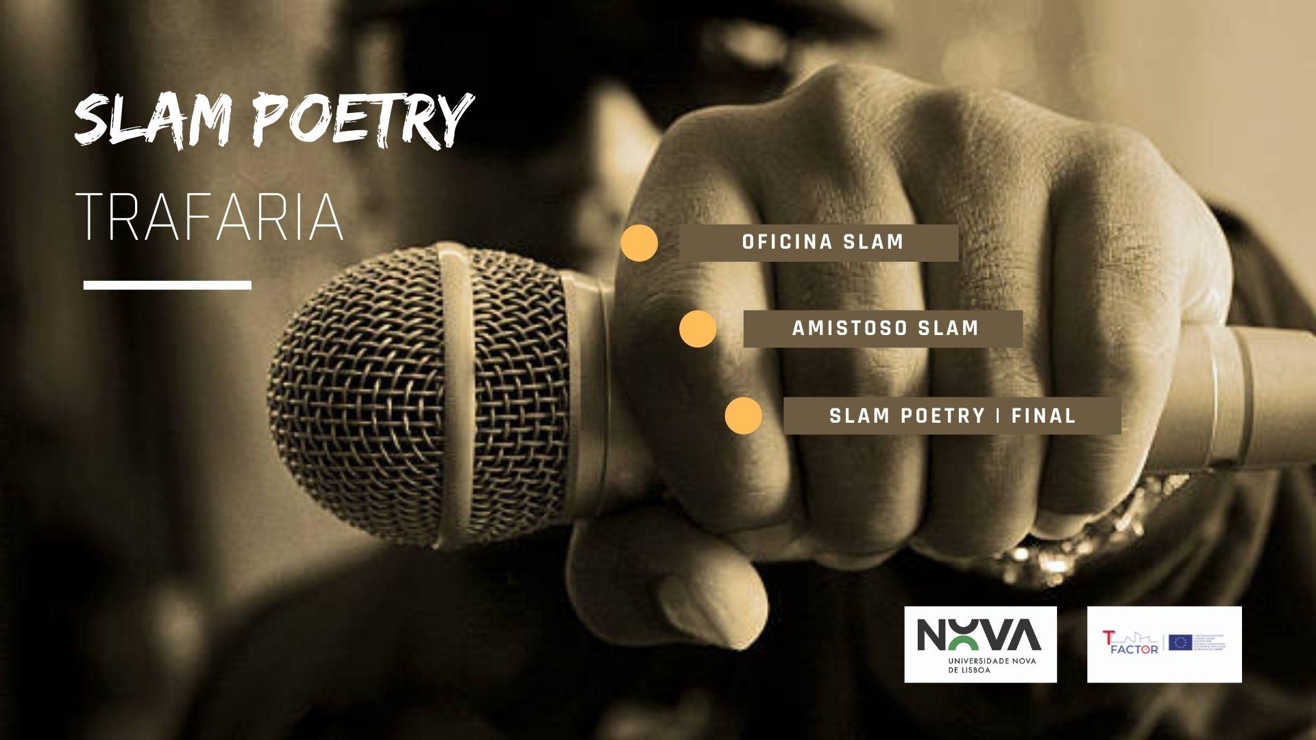 Slam Poetry TRAFARIA