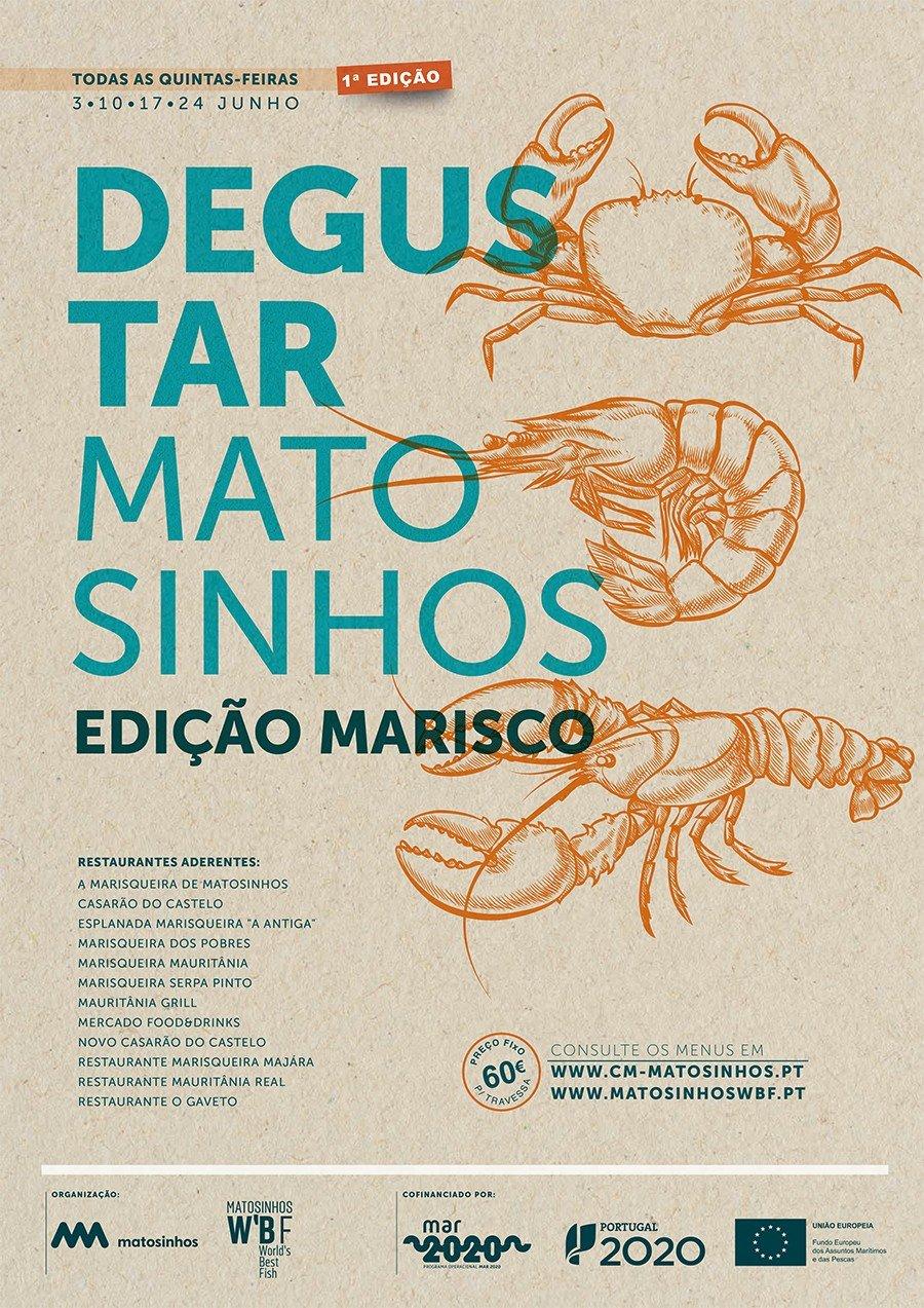 Degustar Matosinhos