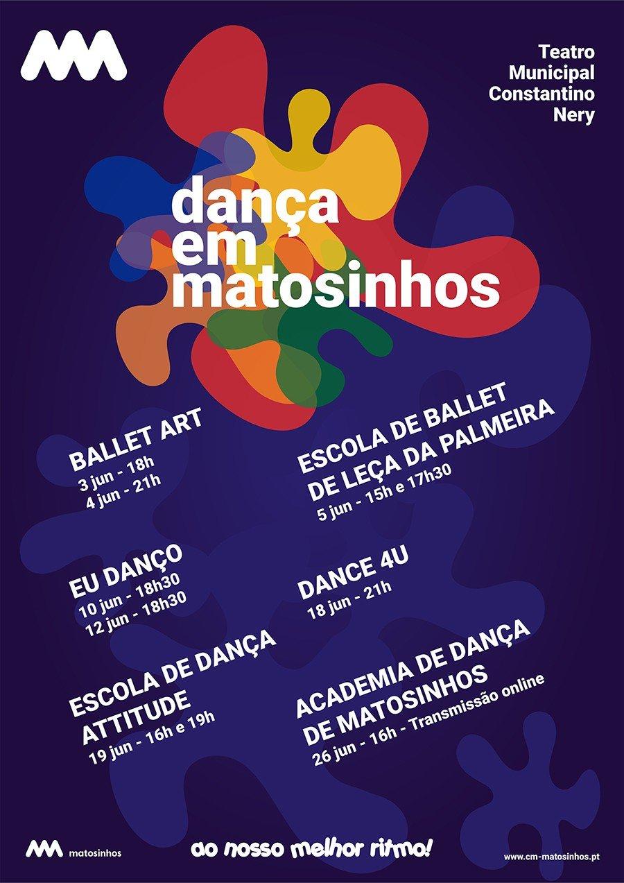 Dança em Matosinhos