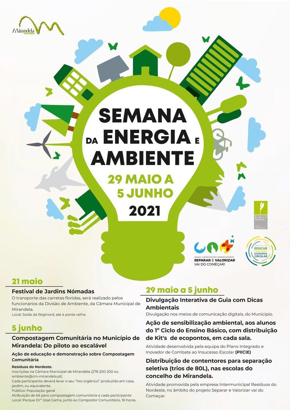 Semana da Energia e do Ambiente 2021