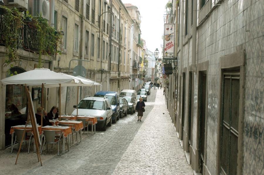 Lisboa sai do armário