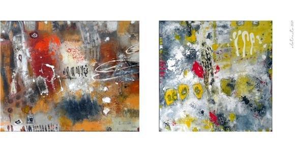 Exposição de Pintura de Lotti Klink