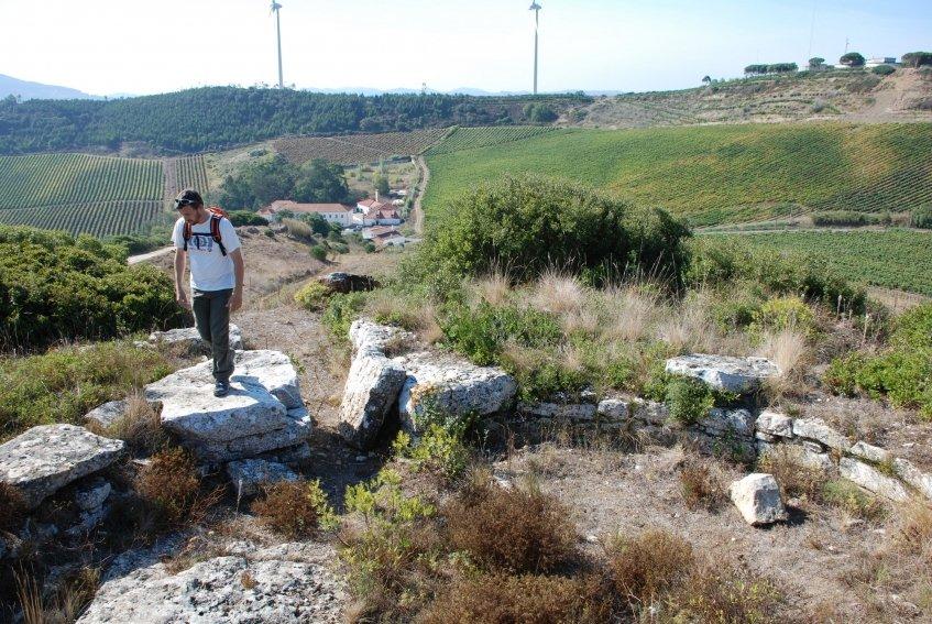 Dia aberto no Tholos do Barro - visita aos trabalhos arqueológicos