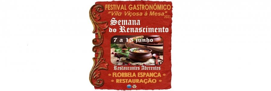 Festival Gastronómico Vila Viçosa à Mesa