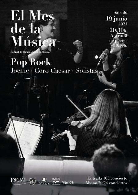El Mes de la Música: Pop Rock (Joven Orquesta Ciudad de Mérida)