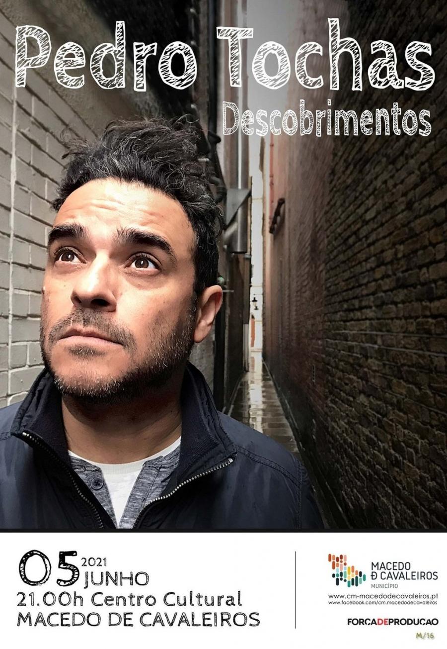 Pedro Tochas - Descobrimentos
