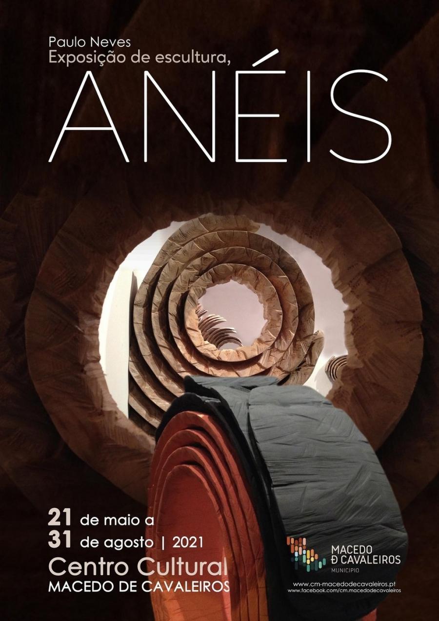 Exposição 'Anéis' de Paulo Neves