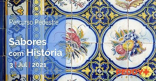 Percurso Pedestre 'Sabores Com História'
