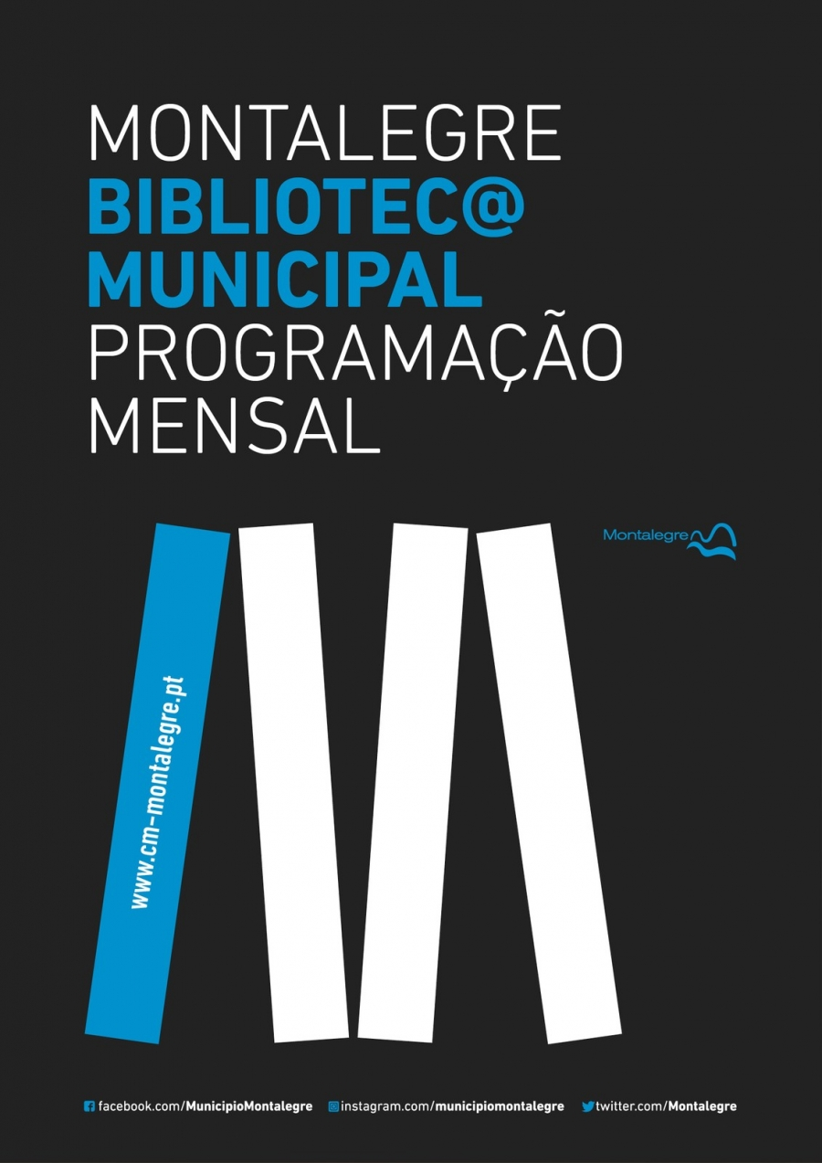 Biblioteca Municipal | Programação (Junho 2021)