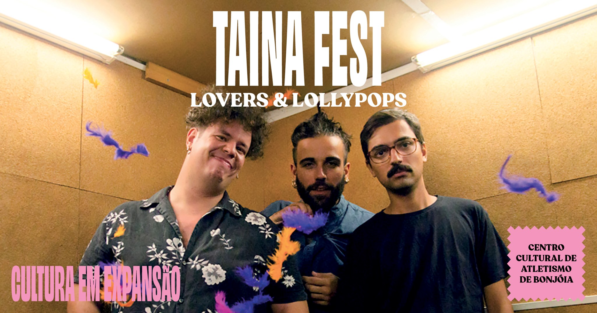 TAINA FEST | LOVERS & LOLLYPOPS