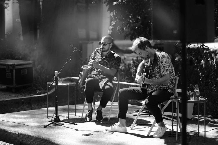 Duo Bruno Santos / Ricardo Toscano