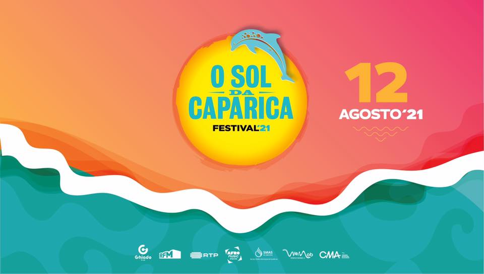 Festival O Sol da Caparica 2021 | Dia 12-08