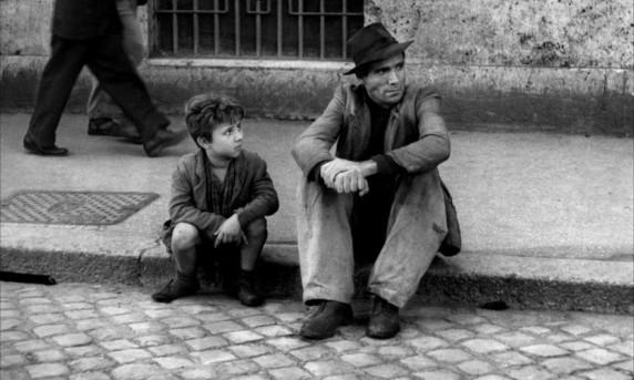Ladrões de Bicicletas, um filme de Vittorio De Sica