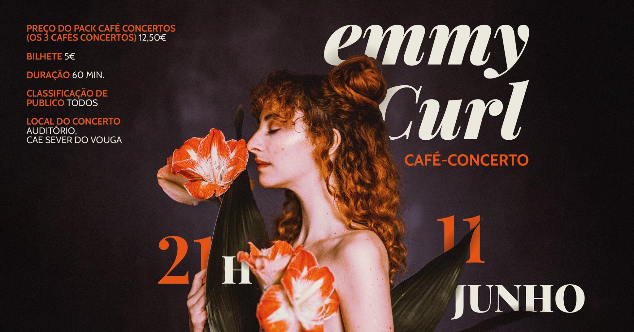 EMMY CURL - CAFÉ CONCERTO