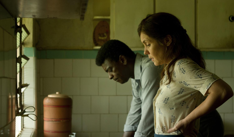Marighella, um filme de Wagner Moura, com Seu Jorge e Adriana Esteves