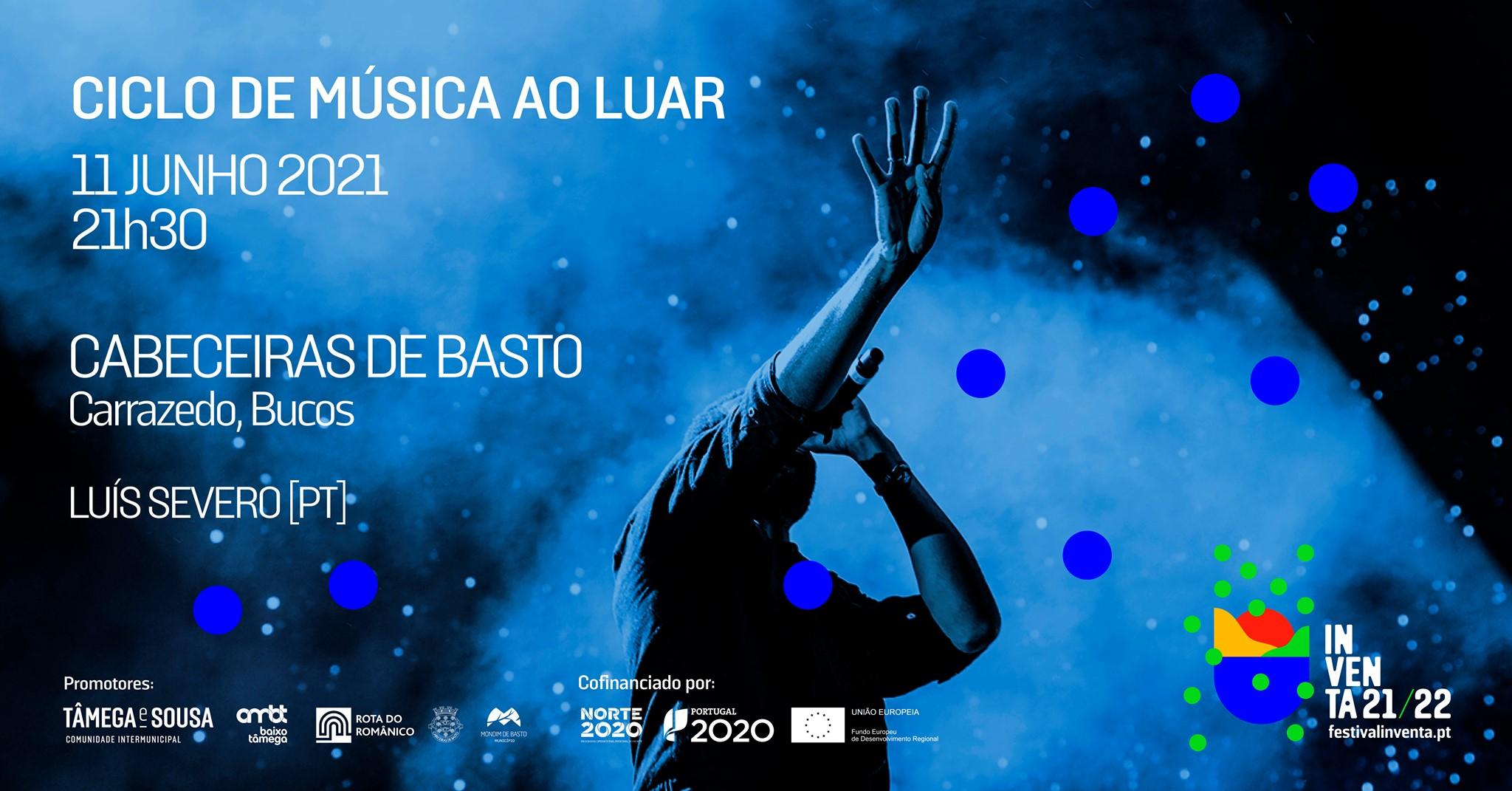 Luís Severo - Ciclo de música ao luar - Cabeceiras de Basto
