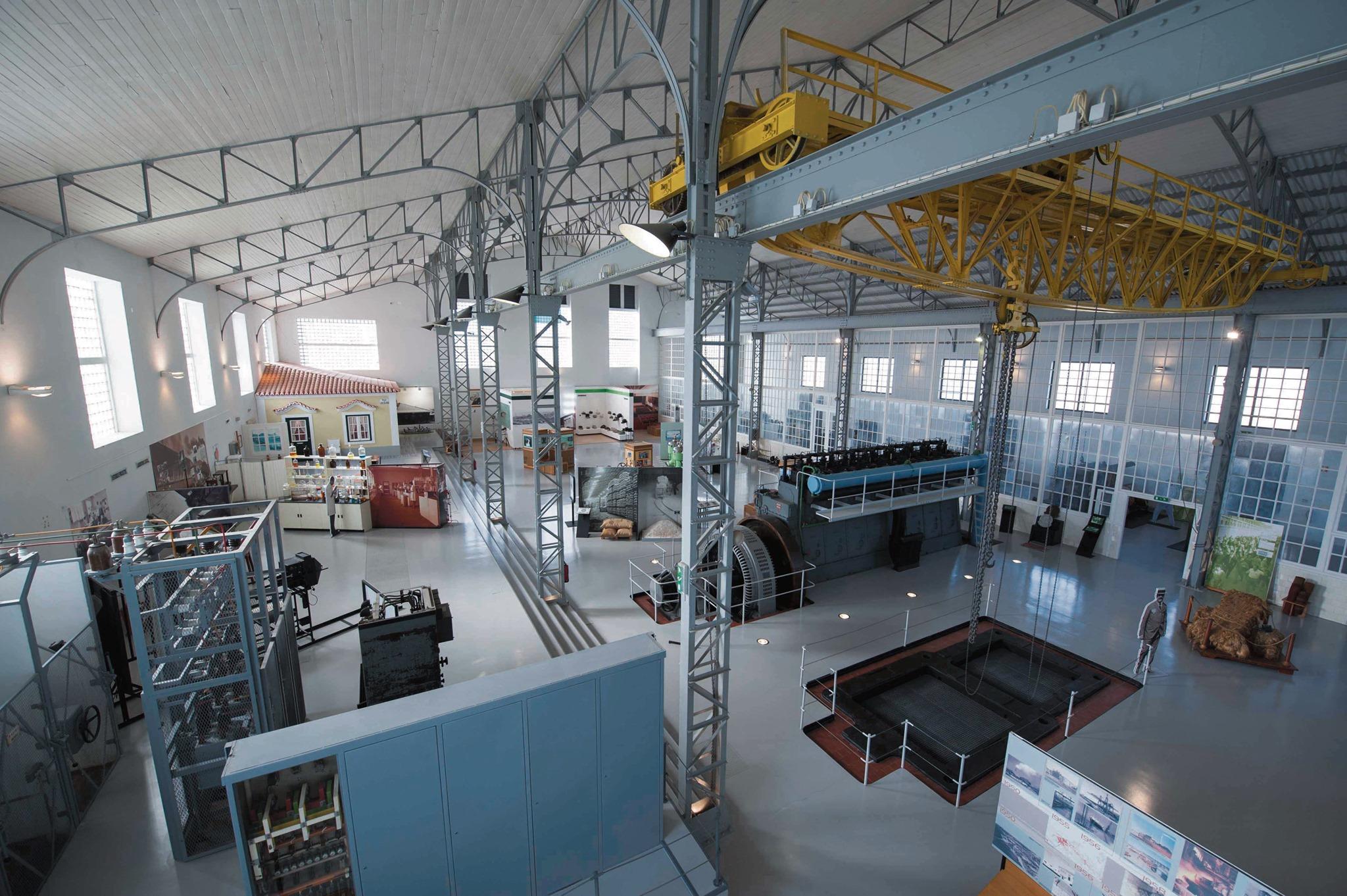 Visita Mausoléu Alfredo da Silva, Bairro Operário e Museu Industrial