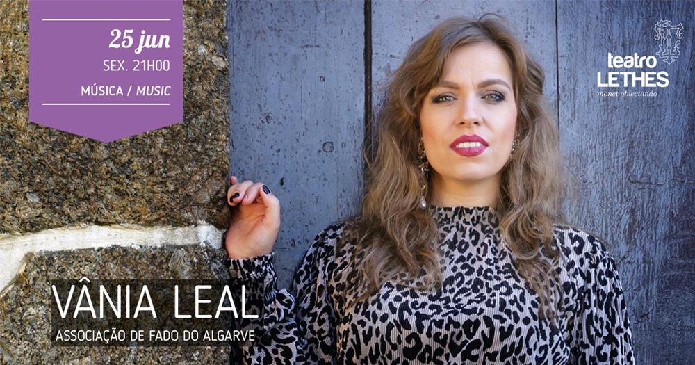 Vânia Leal - Fado