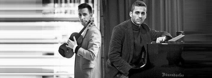 'Recital de Talentos Brigantinos' - David Seixas (violino) e Francisco Fernandes (piano)