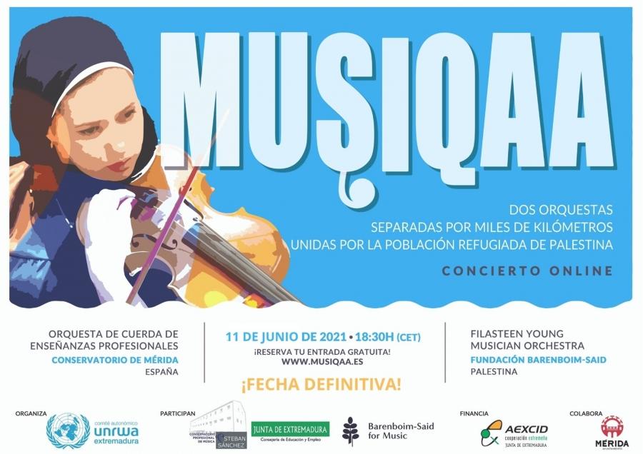 Concierto online 'Musiqaa'