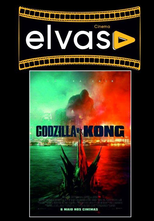 Cinema – Godzilla vs Kong