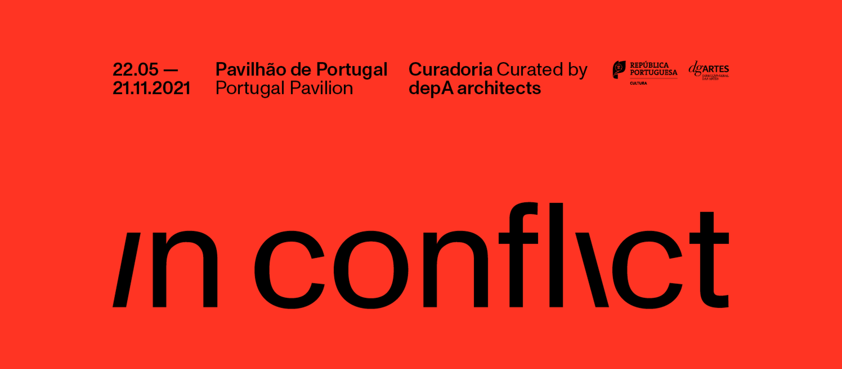 Debates In Conflict - Trienal de Arquitectura de Lisboa