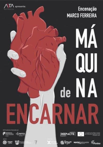 MÁQUINA de ENCARNAR