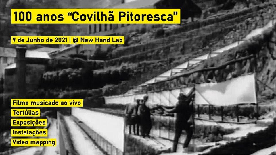 100 anos 'Covilhã Pitoresca'