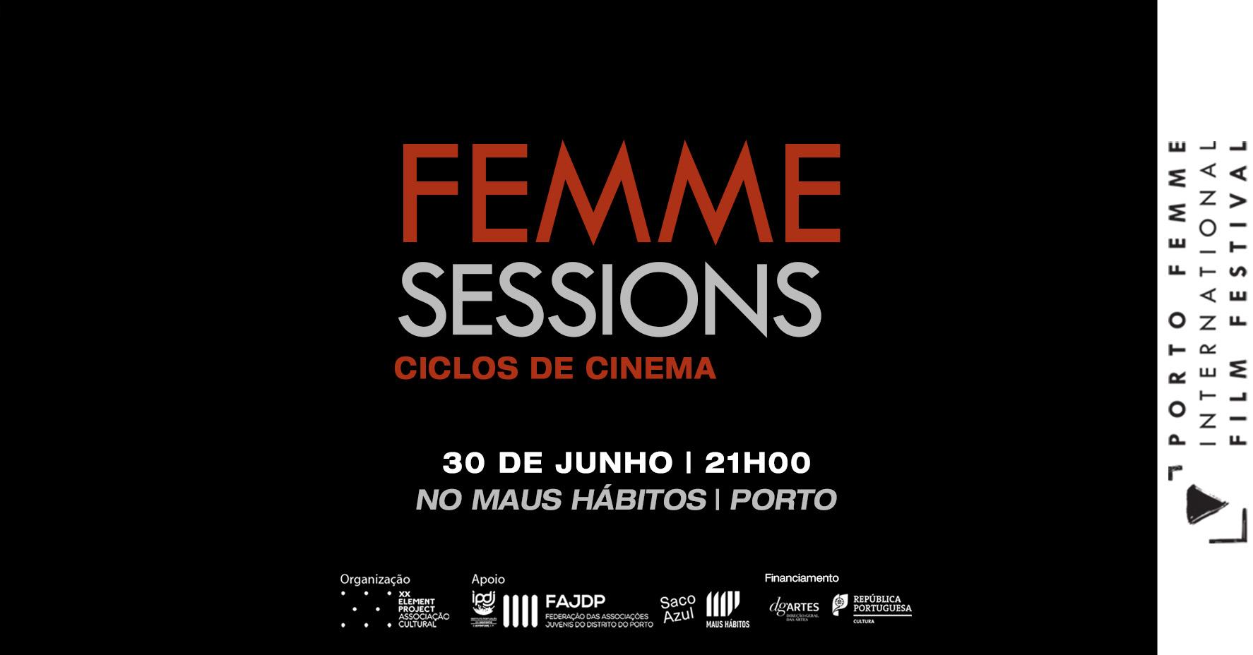 FEMME Sessions #38 | Maus Hábitos