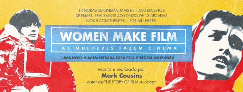 AS MULHERES FAZEM CINEMA? com Catarina Alves Costa, Marta Mateus - realizadoras, com Teresa Vieira