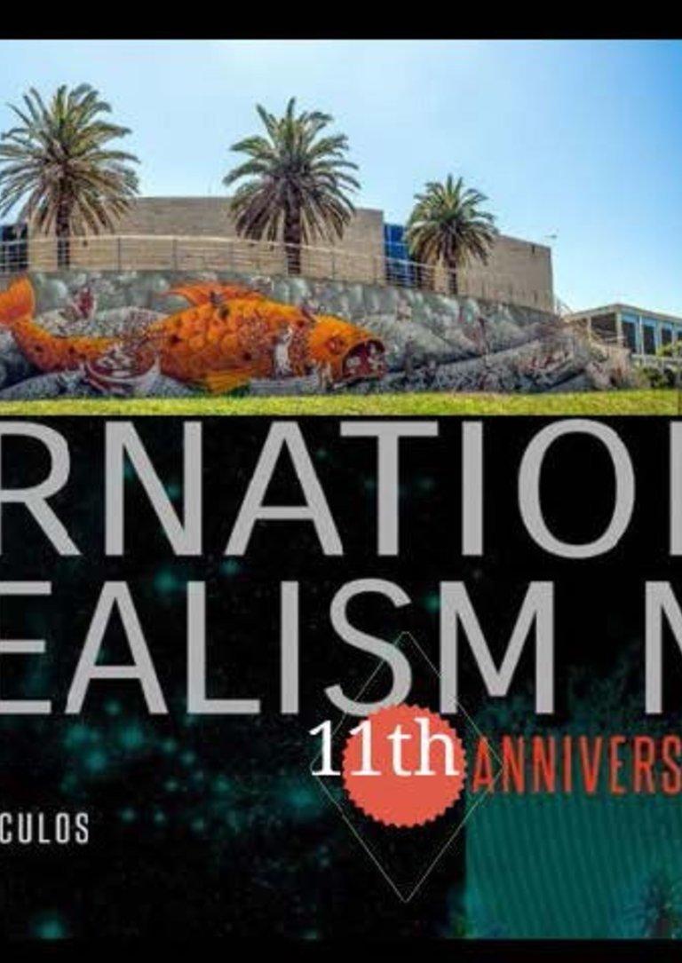 """International Surrealism Now - 11º Aniversário""."