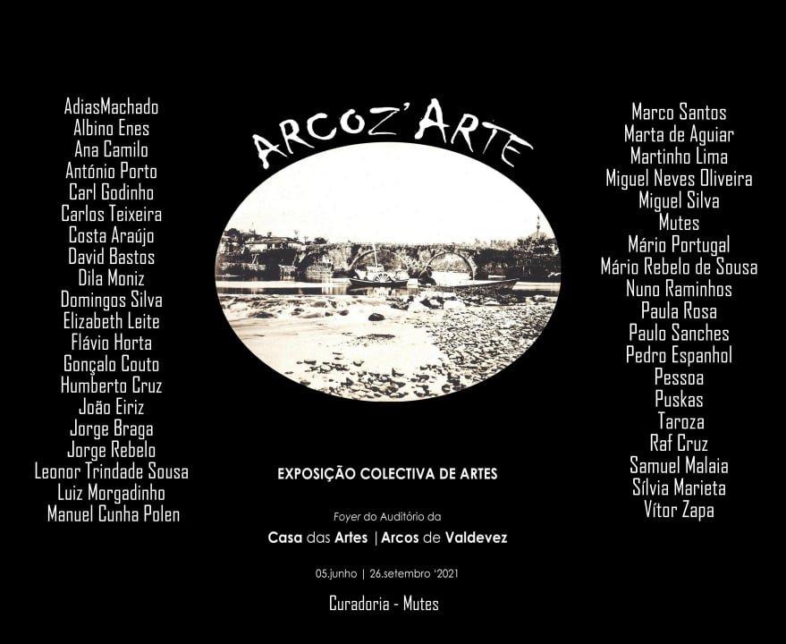Exposição ARCOZ'ARTE