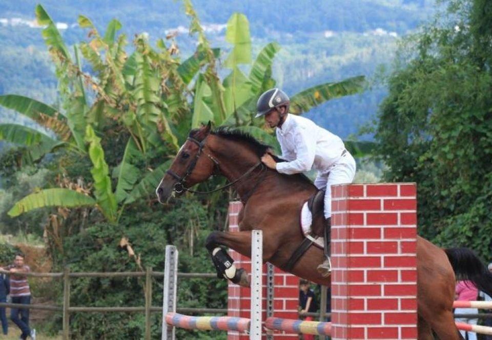 Concurso de Saltos de Obstáculos