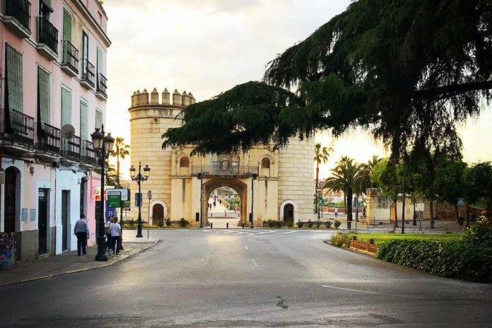 Badajoz, ciudad poética