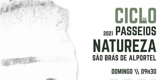 Passeios Natureza 2021: Caminhada Literária José Dias Sancho