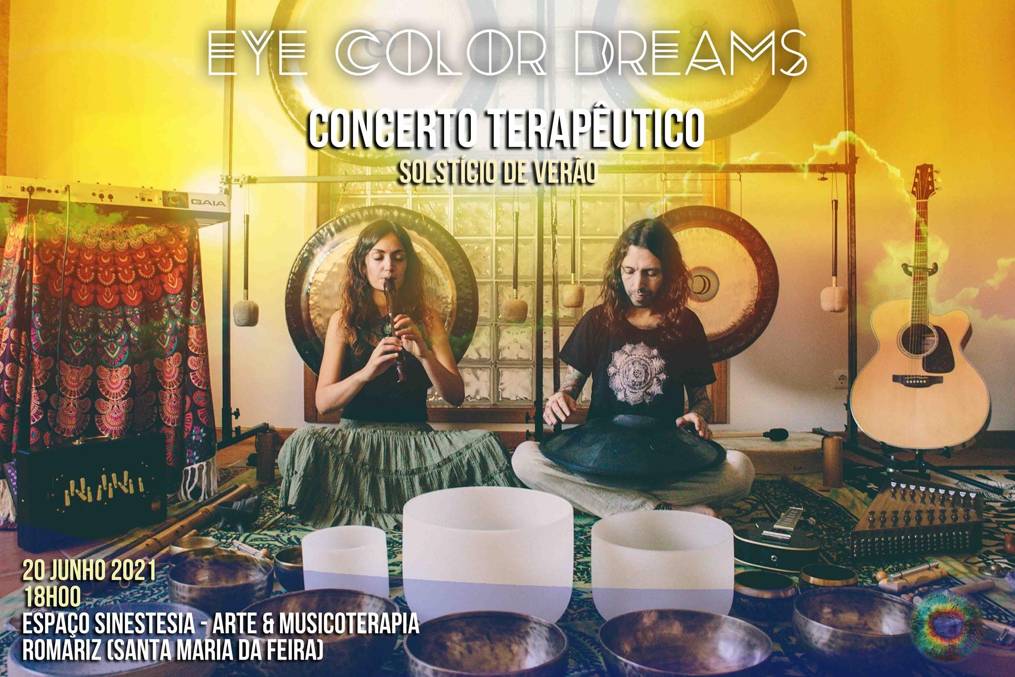 Concerto Terapêutico (Solstício de Verão) - Eye Color Dreams