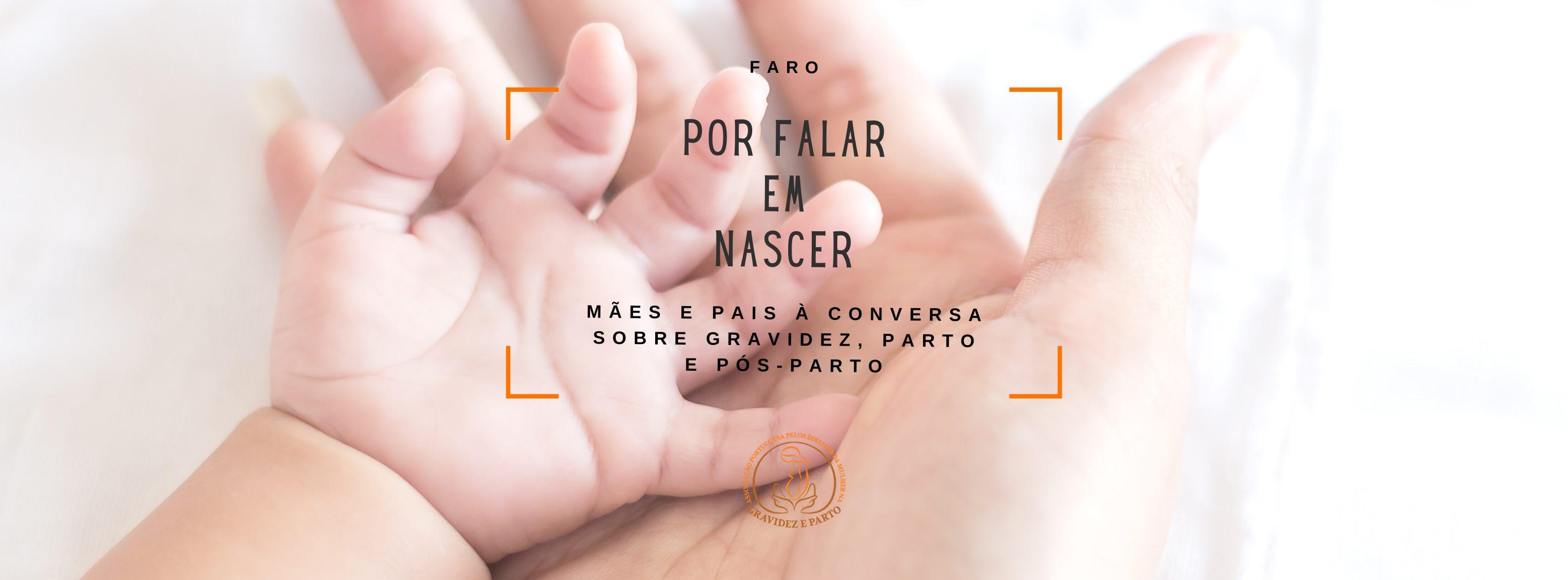 Por Falar em Nascer...Faro: 'Alimentação dos bebés'