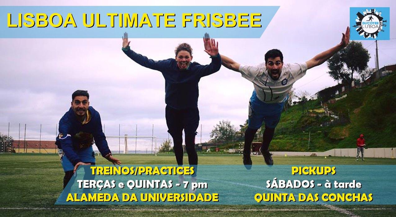 Lisbon Ultimate Frisbee Training - 20 (2021)